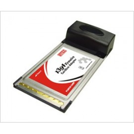 Carte PCMCIA FIREWIRE 1394 INTEX