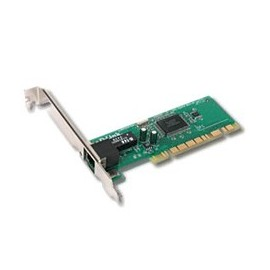 Carte reseau D-Link DFE-520TX (PCI 10/100Mbs fast ethernet NIC w/out WOL & boot)