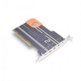 Carte PCI USB 4 Ports Intex