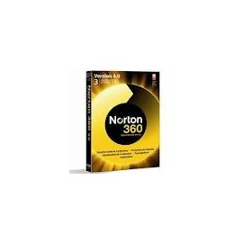 Antivirus Norton 360 V4 2010 1 license / 1 an (Box) + Souris Optique MicroSoft