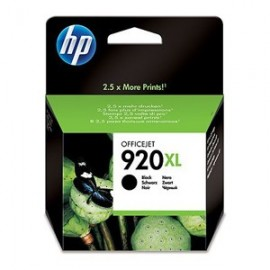 HP CD975AE (920XL Black) (ORIGINAL)