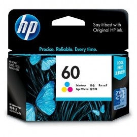 HP 60 (couleur) CC643WA (ORIGINAL)